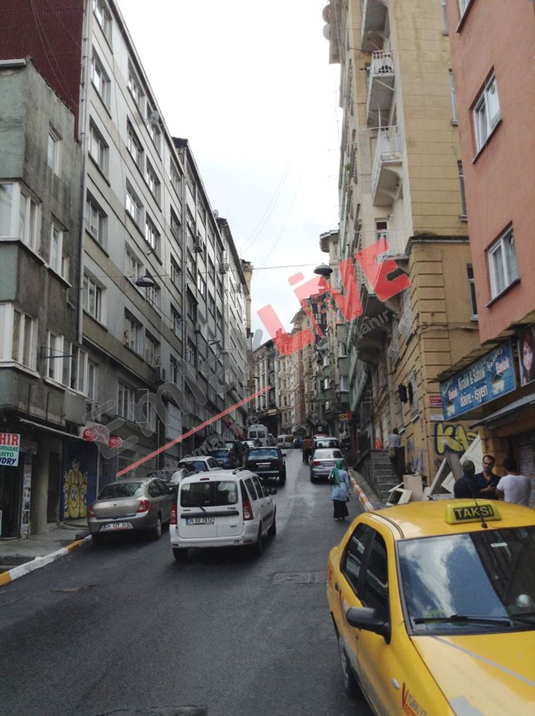 Beyoğlu Evden Ömer Hayyam da 1+1 kiralık eşyalı daire