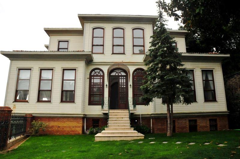 Bebek'te Satılık Villa