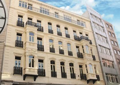 Beyoğlu'nda Satılık 2. Derece Tarihi Eser Bina