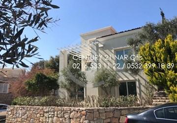 C21 NAR Ofis - Panaromik Manzaralı Triplex Villa