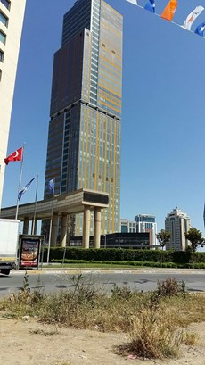 İSTANBUL PALLADIUM TOWER BATI ATAŞEHİR P91728