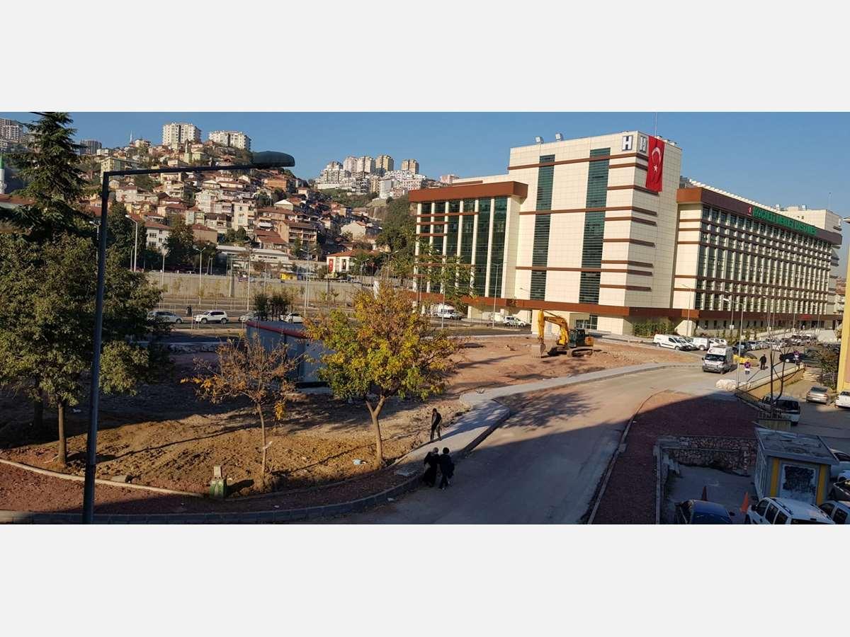 TRESMO BAHÇEM/ SATILIK OFİS KATI 1+1 - 16