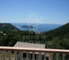Deniz manzaralı Satılık Ev, Markovici, Budva, 256m²