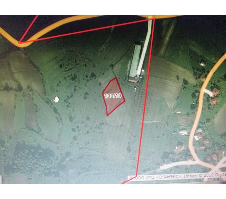 Kandıra Nasuhlarda Yerleşim Yeri Yakını 1661 m2 Müstakil Parsel