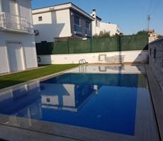 İzmir Çeşme Alaçatı Satılık Lüks Müstakil Villa