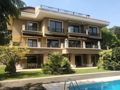 Acarkent'te A Tipi Kiralık Villa