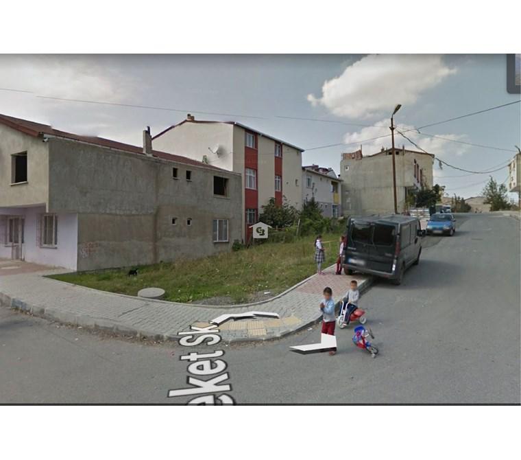 Arnavutköy Boğazköy'de 1.1 Emsal Köşe Konumlu Satılık Arsa