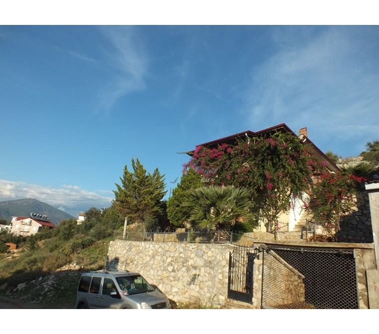 Located Fethiye Calıca area 2 bedroom private house