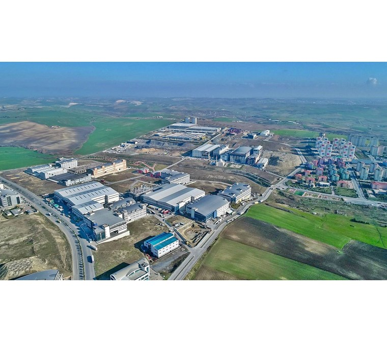 LİVANE- AKPINAR SANAYİ BÖLGESİN'de 4.000 m2 SATILIK ARSA