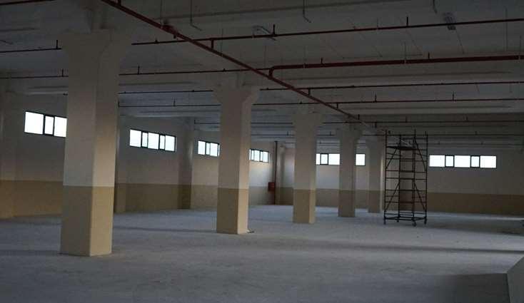 ELFİ den HOSAB DA 6.180 m2 KİRALIK MÜSTAKİL FABRİKA