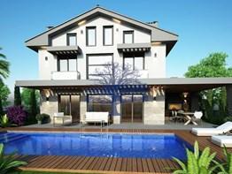 Fethiye Ölüdeniz Ovacık mh. satılık müstakil Villa 4+1 150m2