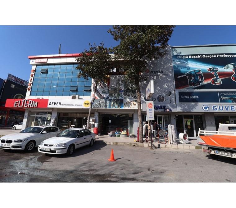 Yenişehir Gıda Çarşısı Satılık Dükkan Mağaza