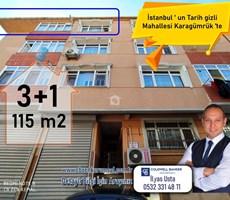 Fatih Karagümrük de Tuna Bloklarında Fırsat 3+1 Daire