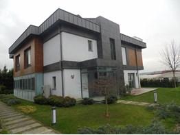 DNZ A.Ş. Kemerburgaz da Asansörlü Lüks Sıfır İkiz Villalar