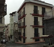 Emlak Live dan kurumsal kiracı uygun toplam 5 daire Komple bina