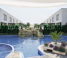 Kıbrıs'ta Butik Projede Satılık Villalar