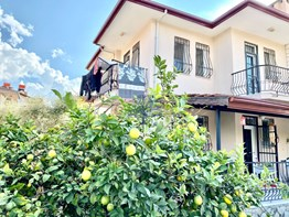 Fethiye Foça mh. satılık müstakil bahçeli villa 3+1 110m²
