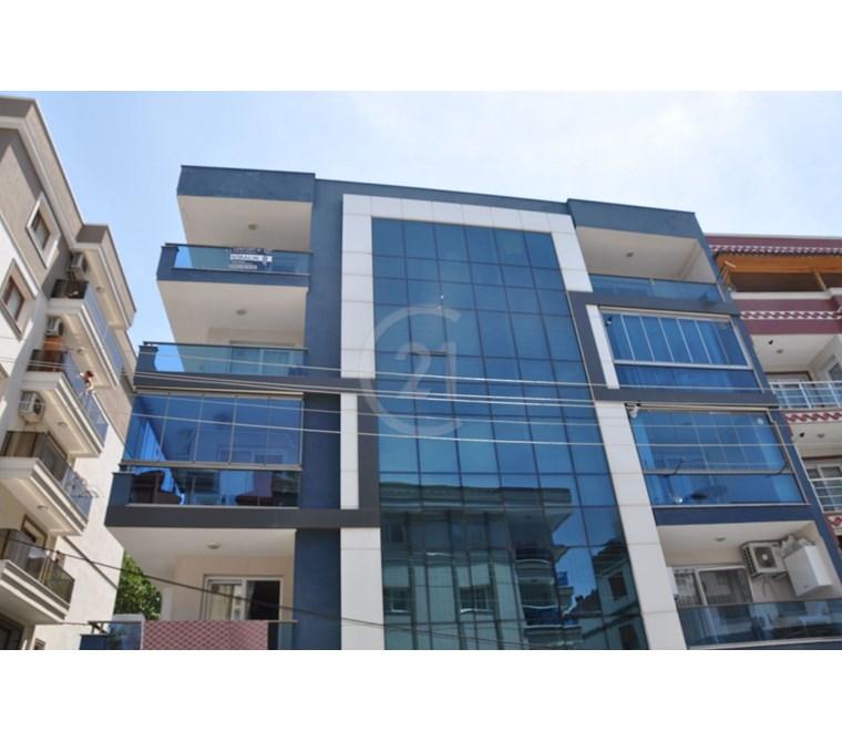İzmir Vatan Mahallesinde 117 m2 2+1 Yeni Kiralık Daire
