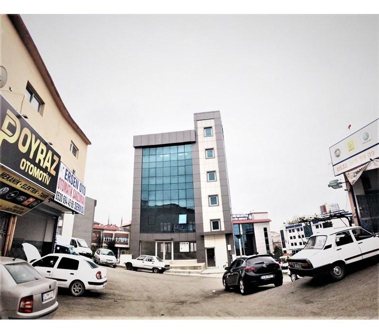 Derya BİNGÖL 'den Tuzla İçmeler 'de Kiralık Komple Plaza