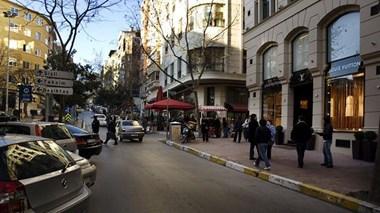 Abdi İpekçi Caddesi'nde Muazzam Lokasyonda Nezih Satılık Daire