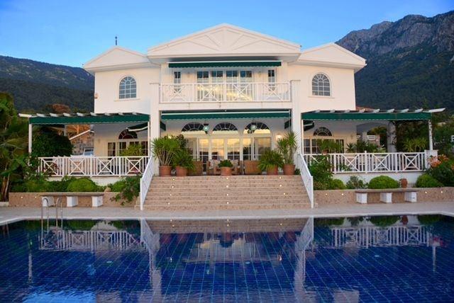 Fethiye ölüdeniz bölgesinde ultra lux villa