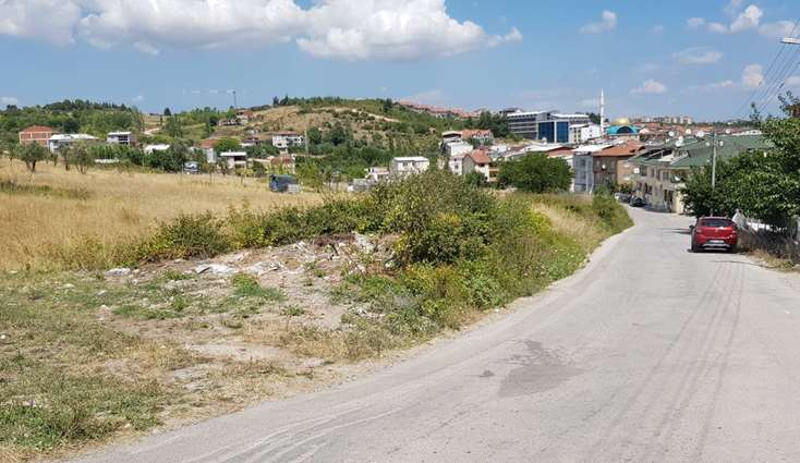 ELFİ'DEN KAVAKDERE CD.SİNE CEPHE VİLLA İMARLI ARSA
