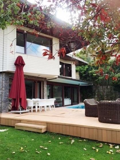 Kandilli'de Kısmi Boğaz Manzaralı Kiralık Lüks Villa