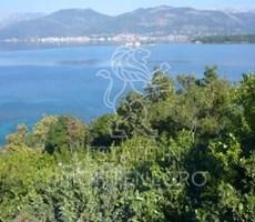 Deniz Manzaralı Arsa, Bogisici, Tivat, 6137m²