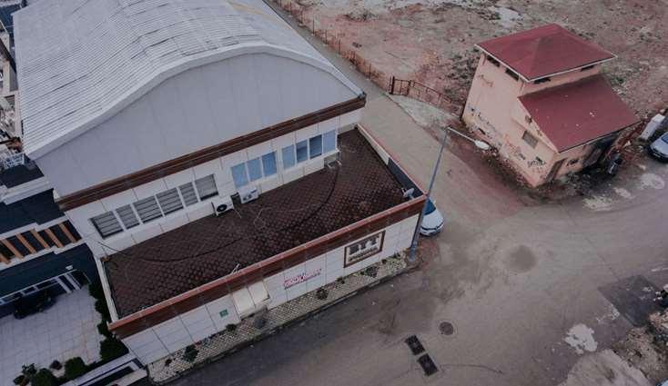 ELFİ den DEMİRTAŞTA 3.000 m2 SATILIK FABRİKA