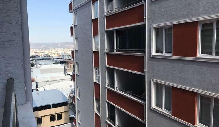 ELFİ DEN YILDIRIM DUAÇINAR METRO İSTASYONU KARŞISI SATILIK 2+1