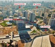 REMAX LOCA YENİŞEHİR TAPU CİVARI SEMT OFİS 1'DE KİRALIK 2+1