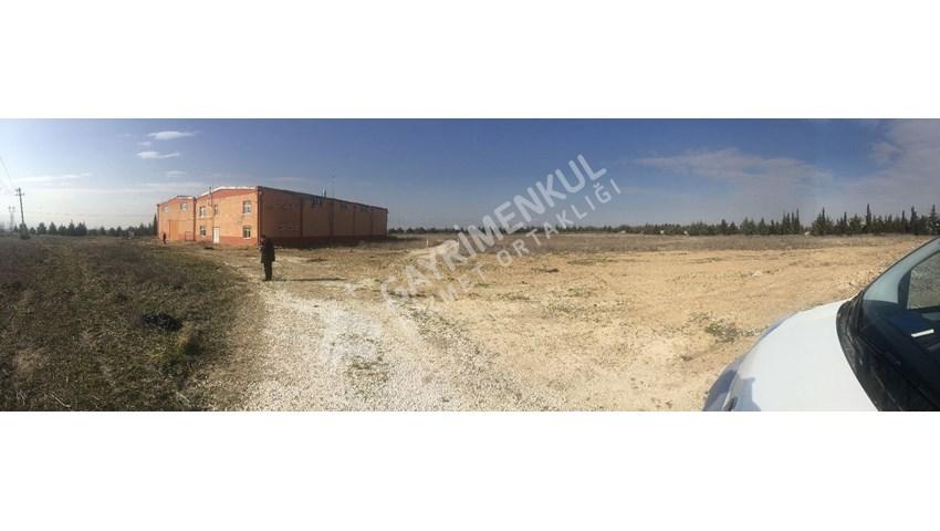 GHO ISPARTA'DAN ORGANİZE SANAYİ'DE 24.204 m² SATILIK ARSA