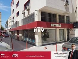 Yenişehir Ticaret Merkezi SATILIK 2 katlı mağaza