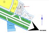 Kayseri-Ankara yolu üzeri 3974 m² akaryakıt istasyonu arsası