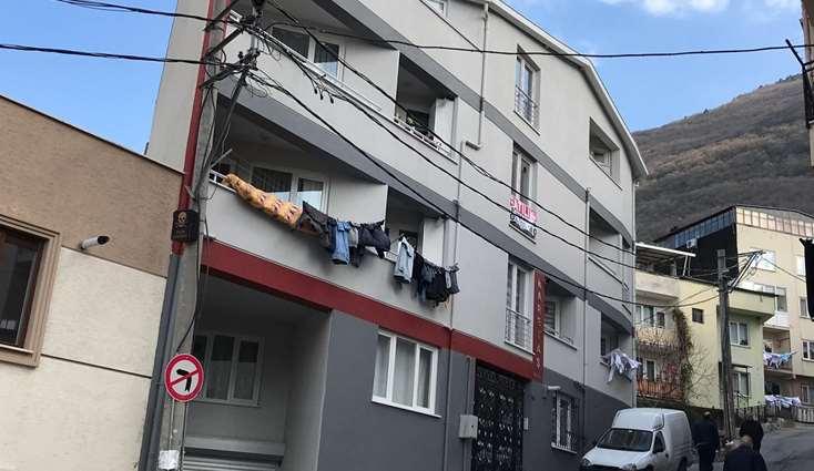 ELFİ DEN TELEFERİK'TE SATILIK 2+1 FULL MANZARALI DUBLEKS DAİRE