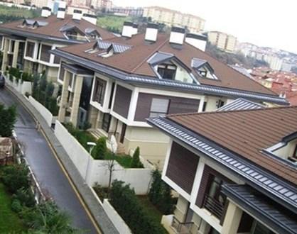 Roof Duplex for Sale in Istinye Seba Royal Compound