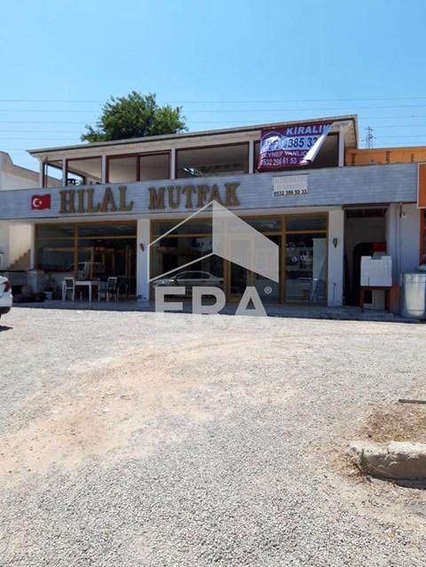 Bodrum Turgutreis Kiralık Dükkan