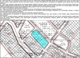 ŞEKERPINAR'da TİCARİ İMARLI 4267,50 m² SATILIK ARSA