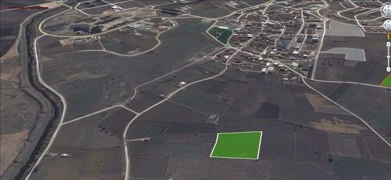 Özlüce'de İmara Yakın 8.500 m2 Yatırımlık SATILIK Kıymetli Arazi