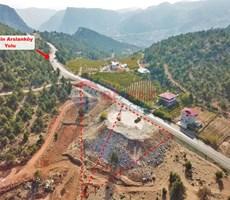 REMAX LOCA HANGEDİĞİN'DE ARSLANKÖY YOLUNA SIFIR 7,011M2 TARLA