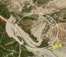 Girne Arapköy'de Yol Üzeri 17785m2 Arazi