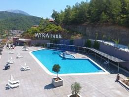 Fethiye Taşyaka'da satılık daire havuzlu site 3+1 144m²