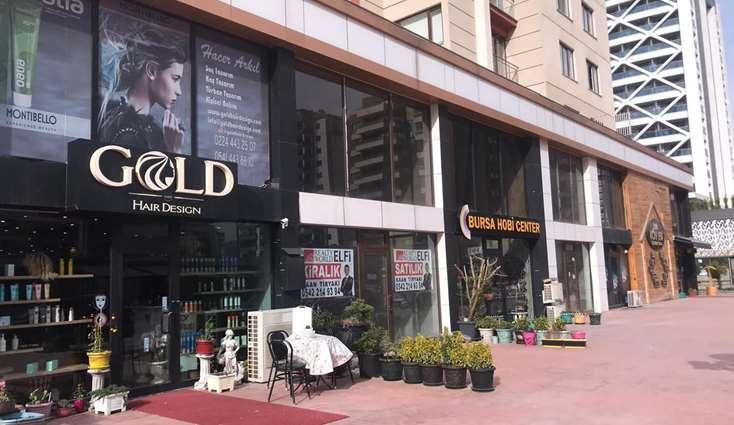 ELFİ'den 23 Nisan Mah. Kiralık 100 m² Dükkan