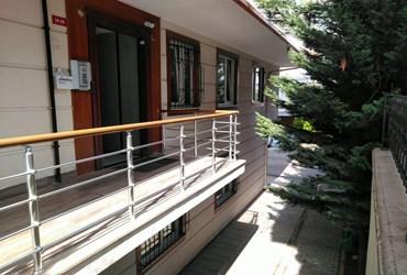 Yüksek Giriş 2 wc Balkonlu 2+1 Satılık Daire Enta Emlak