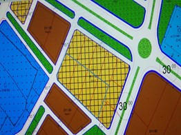Kocasinan Pervane'de 5656 m² T+K İmarlı Satılık Arsa