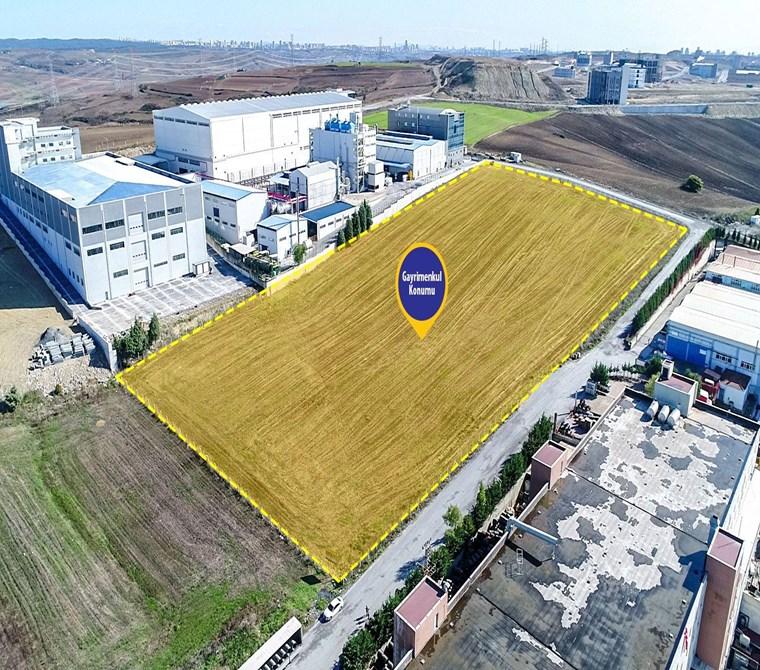 LİVANE - HADIMKÖY'de 30.260 m2 2 YOL'A CEPHE SANAYİ İMARLI ARSA