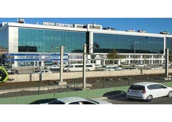1967-ELFİ den MUDANYA YOLU BERK CENTER'da KİRALIK 120 m² OFİS