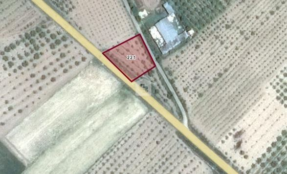 Bankadan Isparta Yalvaç 'da 1260 m2 Satılık Tarla