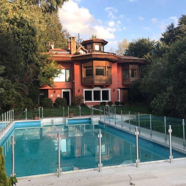 Vaniköy Evleri'nde C Tipi Satılık Boğaz Manzaralı Villa