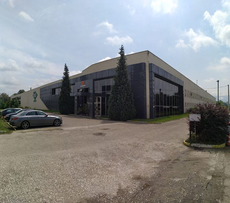 Plant with E5 Frontage, 18.685 sqm, FOR SALE